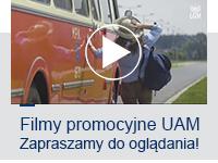 Filmy promocyjne UAM