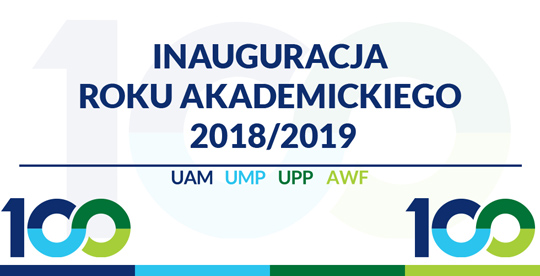 Baner Inauguracja 1.10.2018