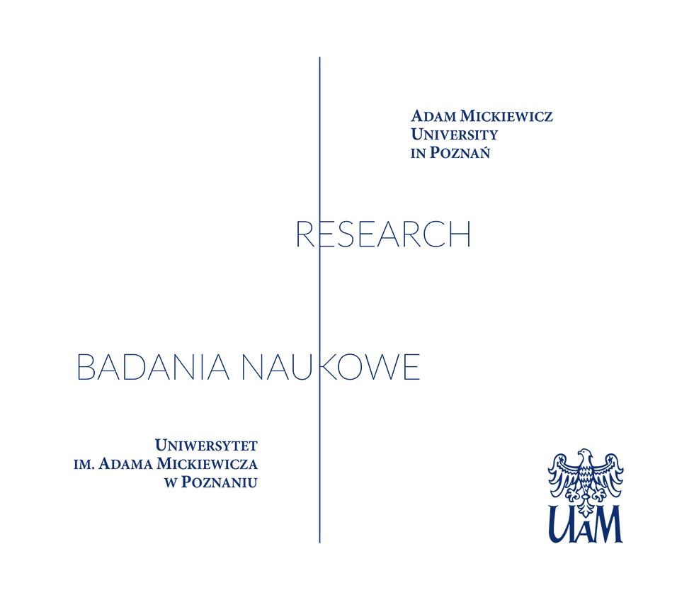 Badania Naukowe UAM. Research AMU