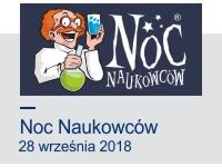 Noc naukowców 2018
