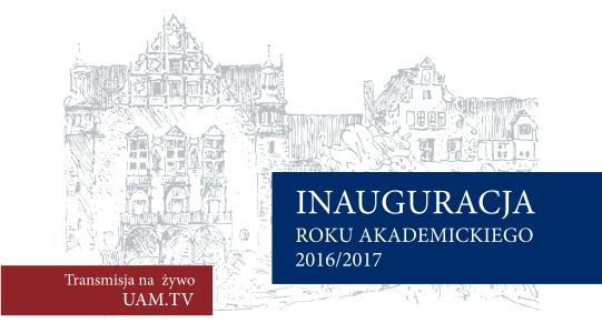 Inauguracja 2016